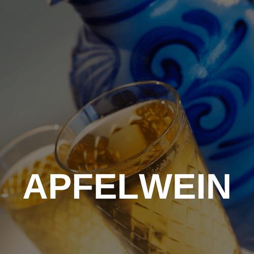 Apfelwein Getränke Rexroth